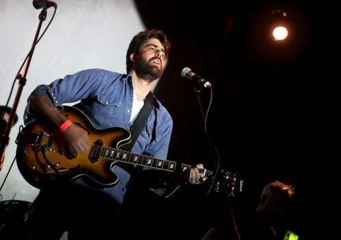 Adam Goldberg's character in 'Dazed and Confused' just wanted to dance. In real life, Goldberg wants to sing as well. His band LANDy released 'Eros and Omissions' in 2009. Houston native and Flaming Lips drummer Steven Drozd played on the album. He is also the lead singer of the band The Golden Sisters. Photo: Rachel Murray, FilmMagic