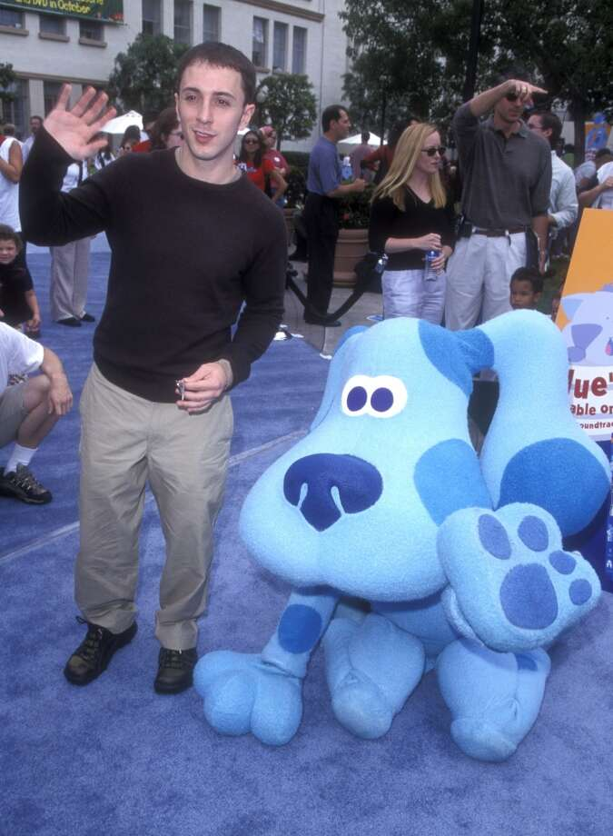 Steve Burns was an aspiring musician before he landed a job (and unfortunate shirt) appearing on 'Blues Clues.' He got back to music with an assist from Flaming Lips multi-instrumentalist Steven Drozd and producer Dave Fridmann, who helped him make a hooky sort of experimental alt-rock. Photo: Steve.Granitz, WireImage