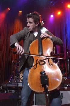 Dermot Mulroney played cello and viola in the punk-folk band The Low and Sweet Orchestra. Photo: Michael Caulfield Archive, WireImage For Bragman Nyman Cafa