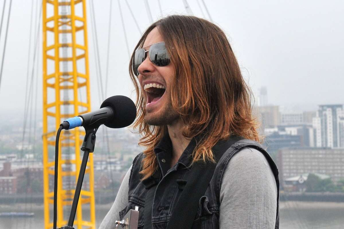 'Artifact' - First known as an actor, Jared Leto has also found success in the music industry with his band 30 Seconds to Mars. This documentary follows the band as it makes the album