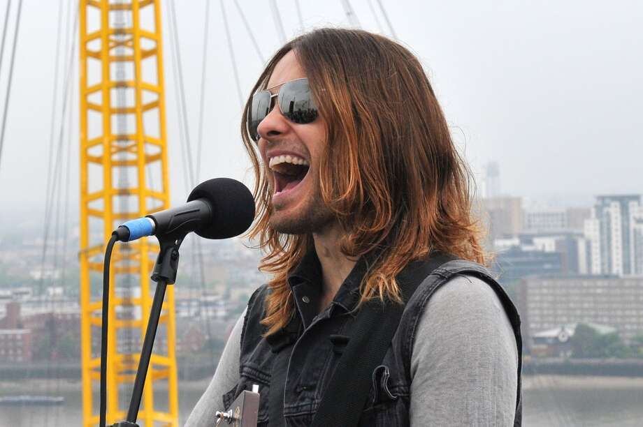 Jared Leto's band, 30 Seconds To Mars, has been around since 1998. Photo: Jim Dyson, WireImage