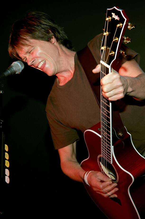 Kevin Baconand older brother Michael make up the country-folk rock band Bacon Brothers. Photo: Paul Hawthorne