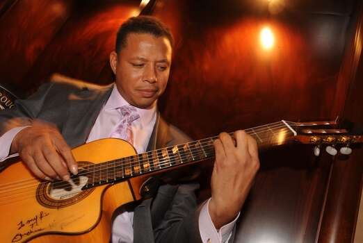 'Mr. Holland's Opus' actor Terrence Howard's 'Shine Through It' was released in 2008. Photo: Rick Diamond, WireImage