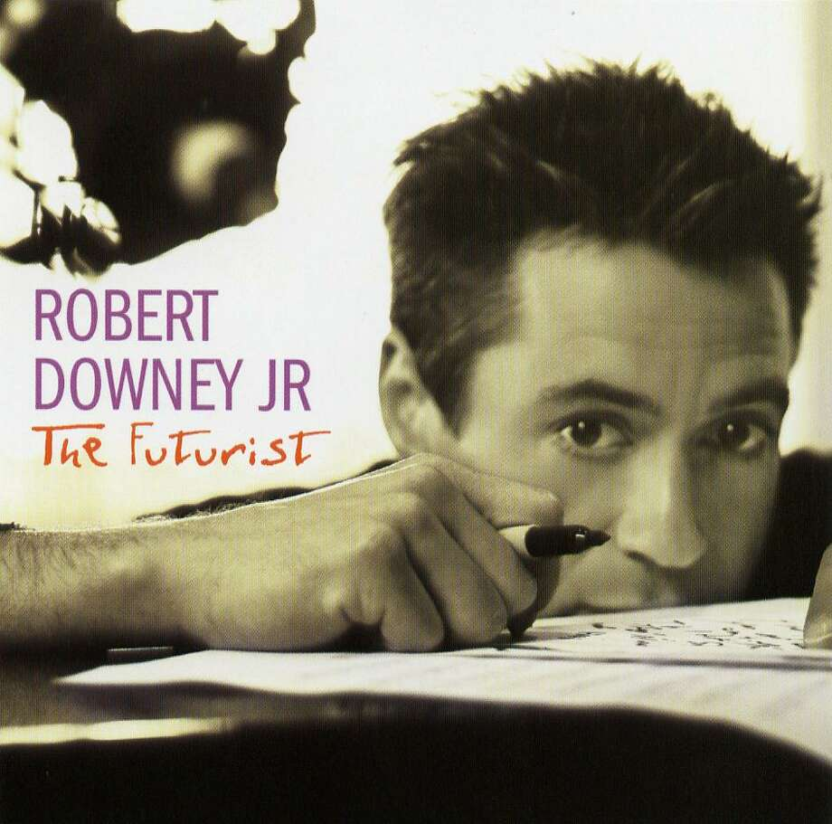 Robert Downey Jr. has recorded a number of songs for soundtracks; in 2004 his album, 'The Futurist,' was released. Photo: Sony Classical