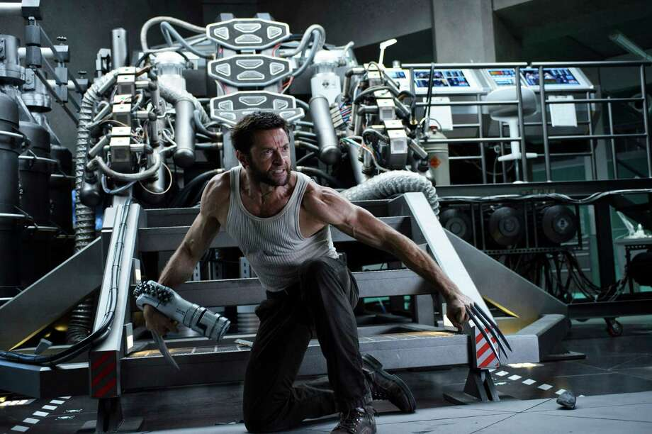 "Hugh Jackman stars in ""The Wolverine."" Photo: Ben Rothstein, HONS -end- / Twentieth Century Fox"