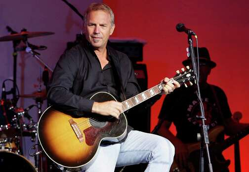 Kevin Costner's successful acting career allows him the opportunity to pursue his musical interests. Photo: Andreas Rentz, Staff / 2009 Getty Images