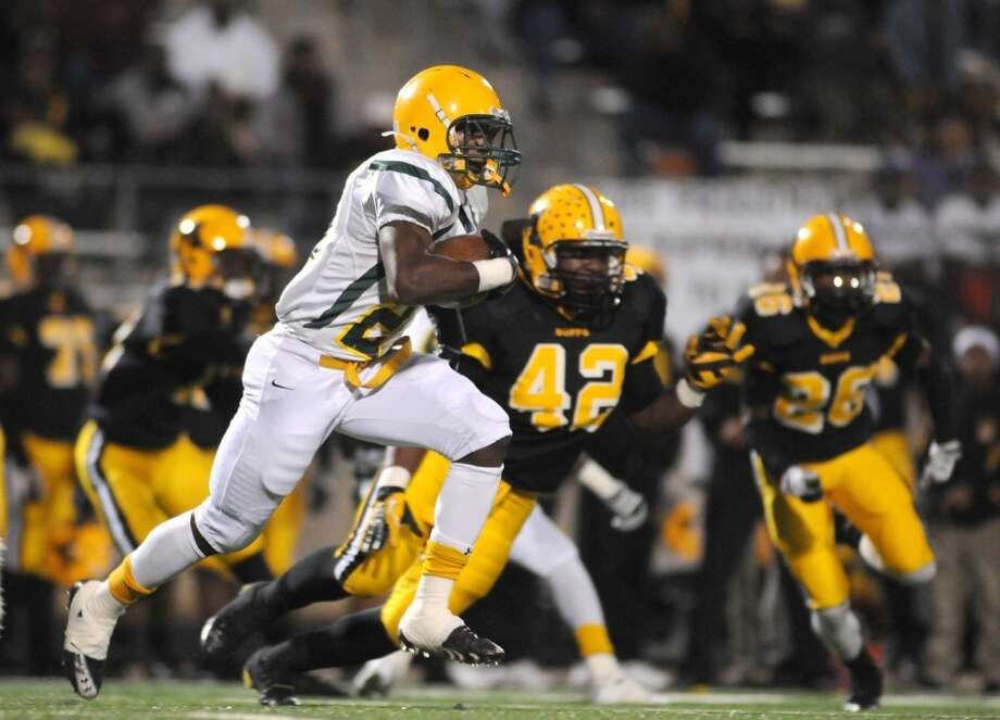 WR Roderick Bernard  Height/weight: 5-10, 175   High school: Sharpstown  College: Texas  Photo: Jerry Baker, For The Chronicle