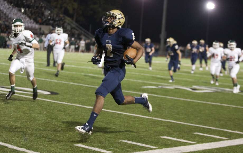 DB Jordan Thomas   Height/weight: 6-1, 180   High school: Klein Collins   College: Oklahoma Photo: J. Patric Schneider, For The Chronicle