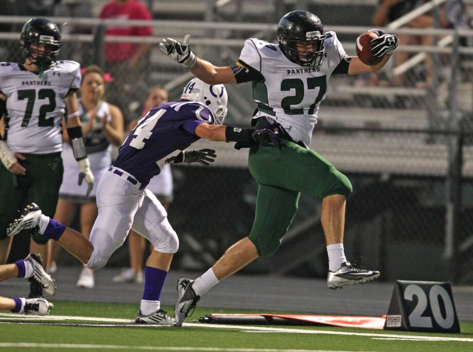 TE Jordan Feuerbacher  Height/weight: 6-4, 240   High school: Kingwood Park   College: Baylor  Photo: Eric Christian Smith, For The Chronicle