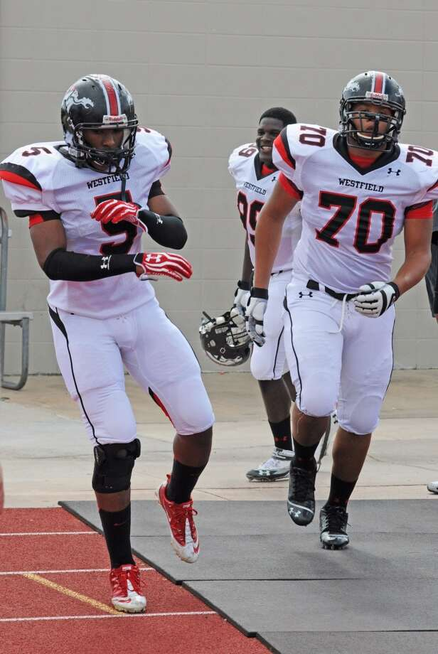 OL Marcus Oliver   Height/weight: 6-4, 275   High school: Westfield   College: Houston  Photo: L. Scott Hainline, For The Chronicle