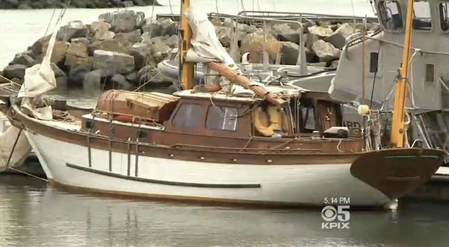 David John McCormick was arrested for assaulting a federal officer after he allegedly lunged at and attacked a Coast Guard officer who was boarding the boat against his wishes, Photo: CBS San Francisco