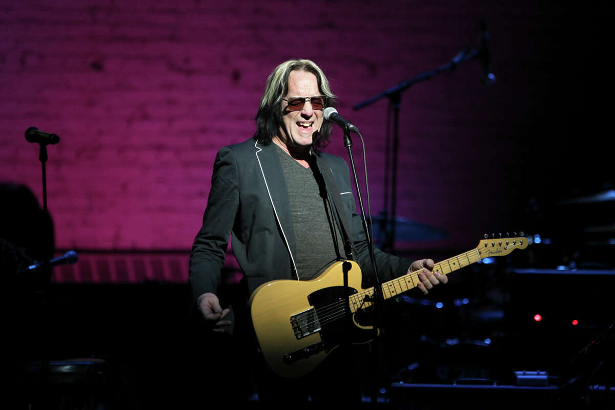 Todd Rundgren performs during the