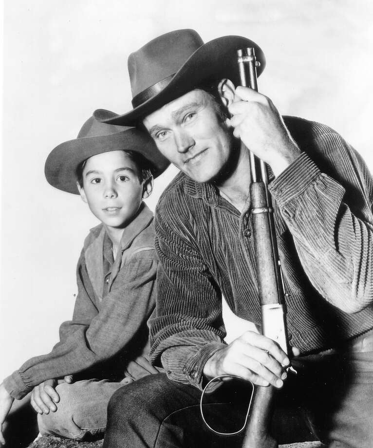 "Chuck ConnorsIn the ""Rifleman,"" Connors took care of business, all while raising his son up right. Photo: ABC / ©American Broadcasting Companies, Inc. All rights reserved. For editorial use only. NO ARCHIVING. NO RESALE."