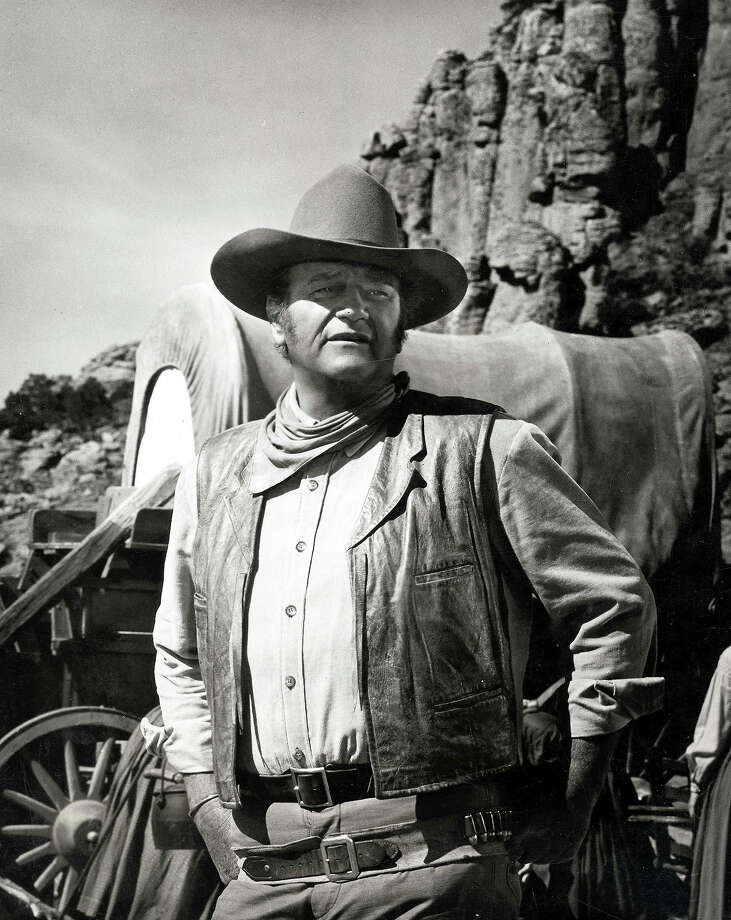 John WayneThe biggest of the big screen cowboys, Wayne ruled at the box office. Photo: Paul Popper/Popperfoto, Popperfoto/Getty Images / Popperfoto