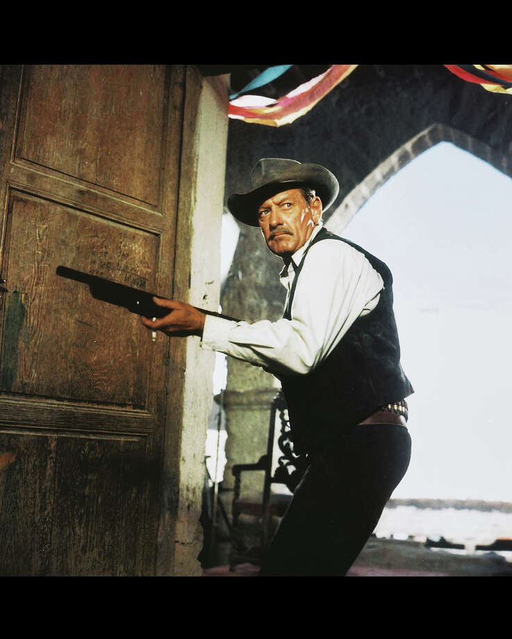 William HoldenHis best films might not be Westerns but Holden held his own — and then some — out on the range. Photo: Silver Screen Collection, Getty Images / 2011 Silver Screen Collection