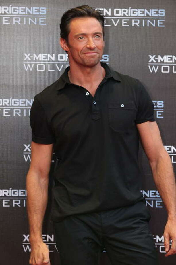 Hugh Jackman: A man's man. Photo: Victor Chavez, WireImage / 2009 Victor Chavez