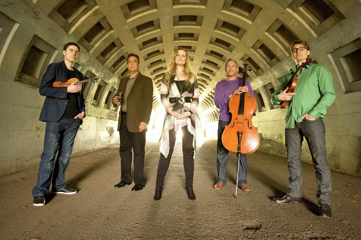 Turtle Island Quartet and vocalist Tierney Sutton