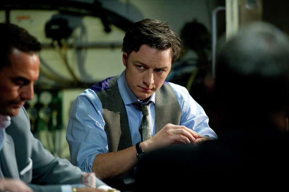 "James McAvoy as ""Simon"" on the set of TRANCE. Photo By: Susie Allnutt/Fox Searchlight Pictures Photo: Susie Allnutt"