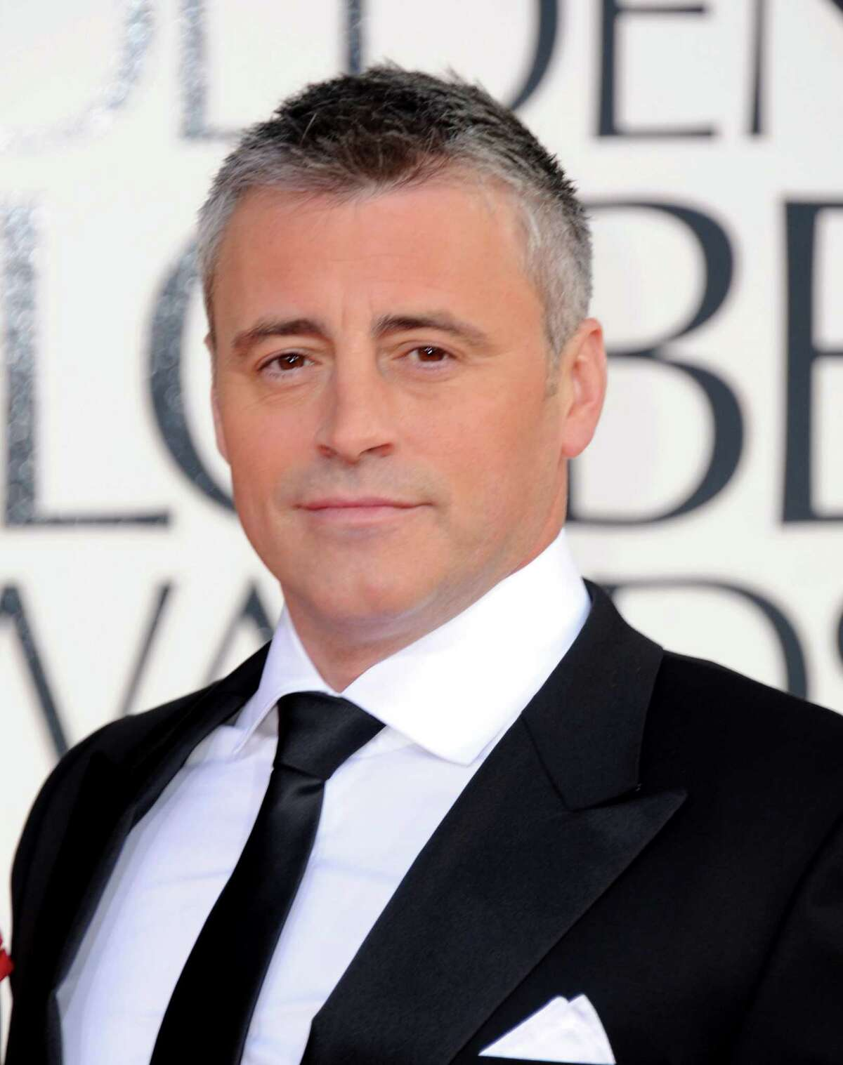 Actor Matt LeBlanc arrives at the 70th Annual Golden Globe Awards at the Beverly Hilton Hotel on Sunday Jan. 13, 2013, in Beverly Hills, Calif. (Photo by Jordan Strauss/Invision/AP)