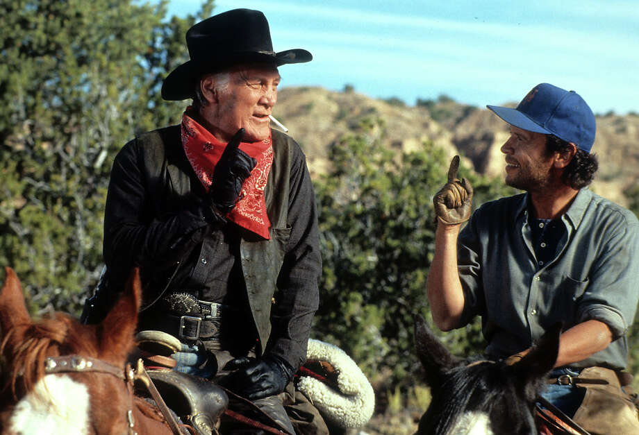 "Jack PalancePalance appeared in scores of Westerns in his day, but his role in ""City Slickers"" was pretty amazing. Photo: Archive Photos, Getty Images / 2012 Getty Images"