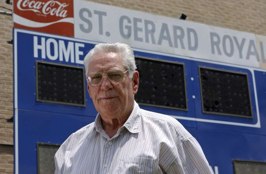 San Antonio's George Pasterchick was a Texas high school football legend and coached in just about every all-star football game around as well as spending 34 years St. Gerard High School.