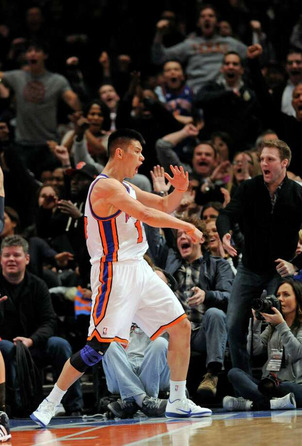 Feb. 4: Knicks 99, Nets 92  25 points, 7 assists  Outplays Deron Williams at the Garden Photo: Bill Kostroun, Associated Press