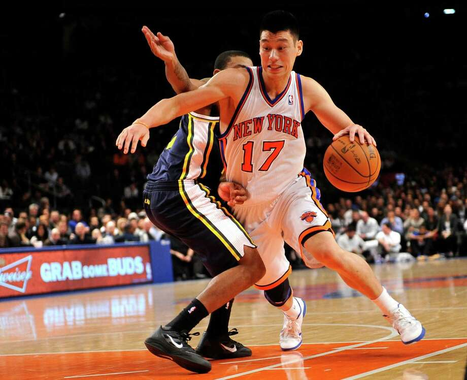 Feb. 6: Knicks 99, Jazz 88  28 points, 8 assists  First career start Photo: Kathy Kmonicek, Associated Press
