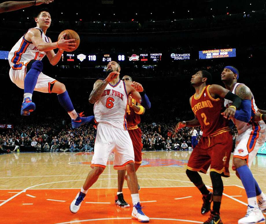 Feb. 29: Knicks 120, Cavs 103  19 points, 13 assists  Bounces back from loss to Heat Photo: Kathy Willens, Associated Press