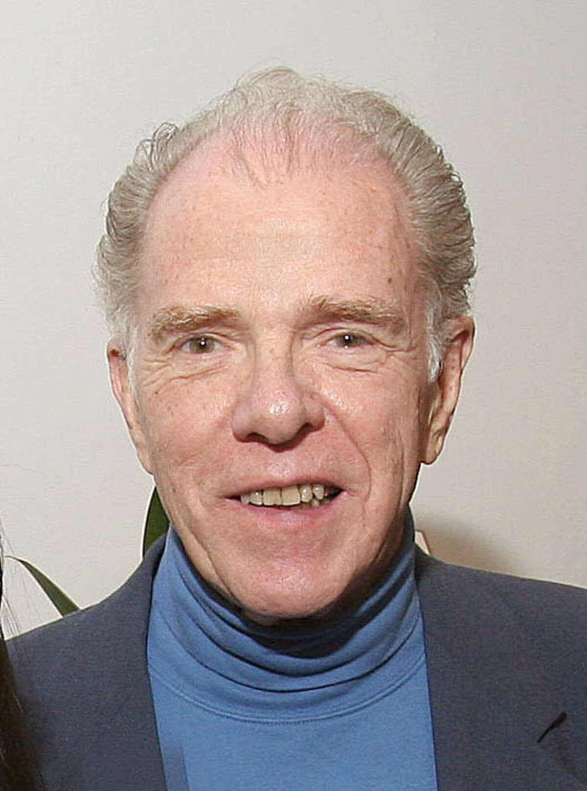 William Kennedy (Joe Putrock, special to the Times Union)