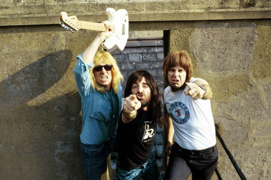 Spinal Tap, the legendary fake rock band that inadvertently became a real rock band, may reunite next year, if one band member's hint is to be believed. Photo: Pete Cronin, Redferns