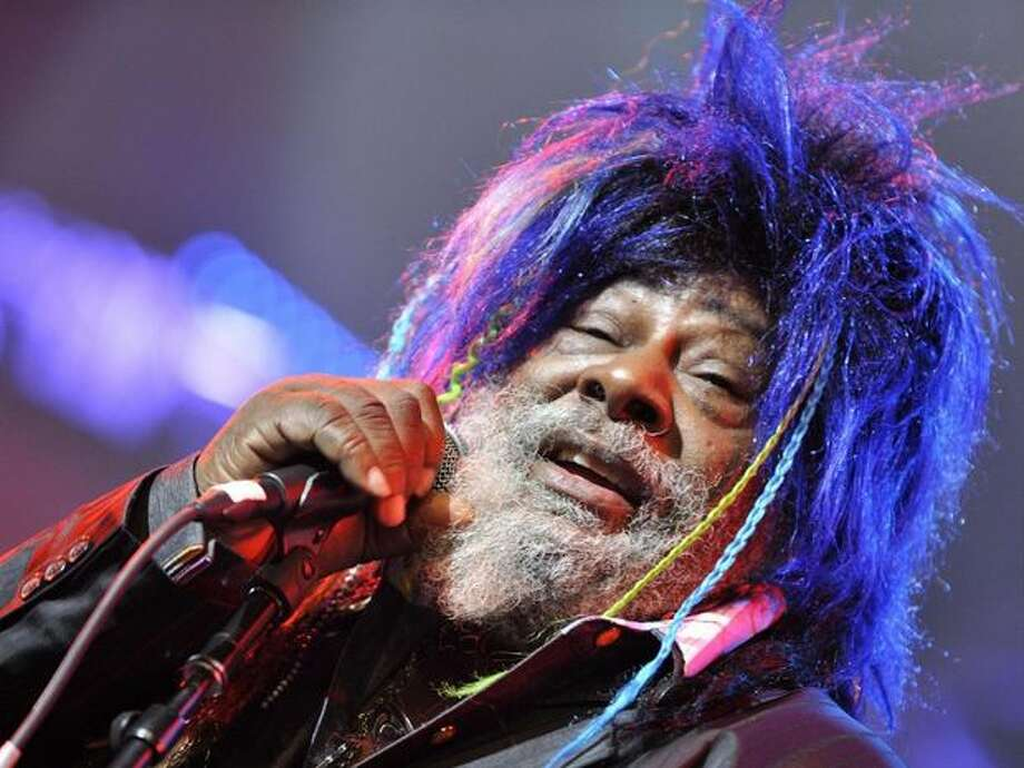 A prince George could hardly be as musically innovative as George Clinton, who already has his own parliament - the band Parliament Funkadelic.