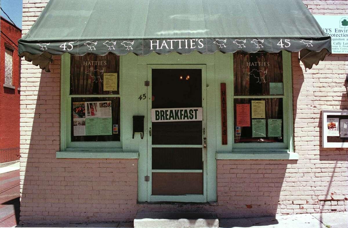 Hattie' Restaurant in Saratoga Springs, N.Y. (Richard Lovrich/Times Union)