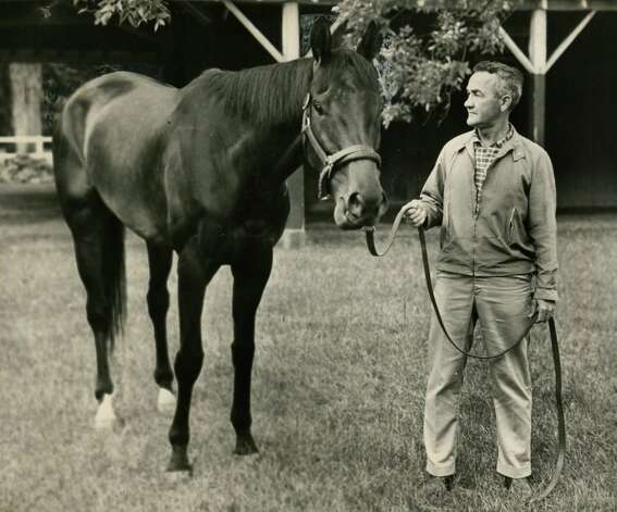 110. The oldest horse to win the Whitney was Kelso, who was 8 when he won it for the third time in 1965. Kelso July 31, 1962, at Saratoga Race Course. (Times Union archive)