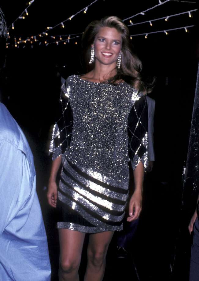 Model Christie Brinkley in 1982. Photo: Ron Galella, WireImage