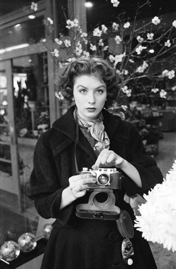 American model, actress, and photographer Suzy Parker in 1953. Photo: Peter Stackpole, Time & Life Pictures/Getty Image