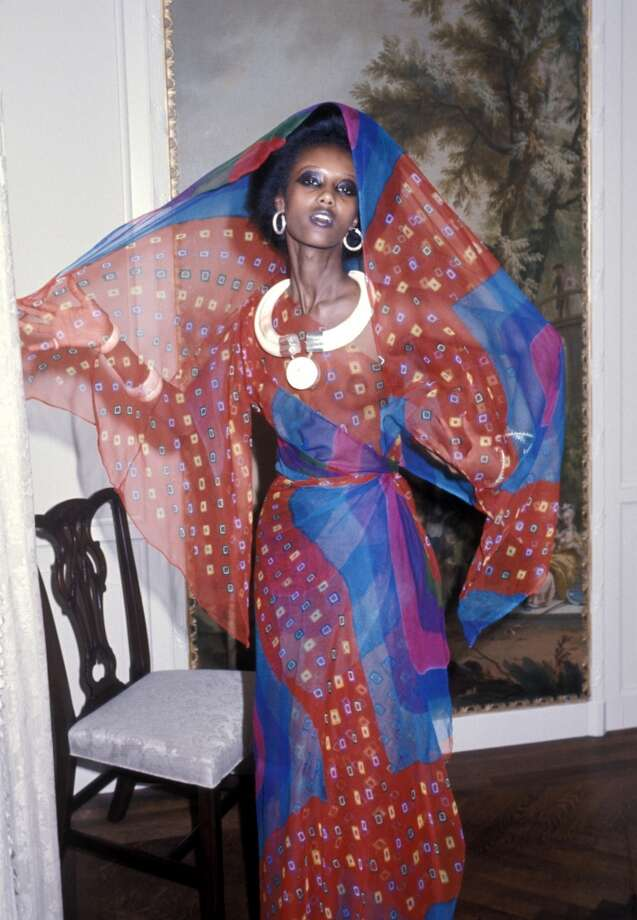 Iman Photo: Ron Galella, WireImage