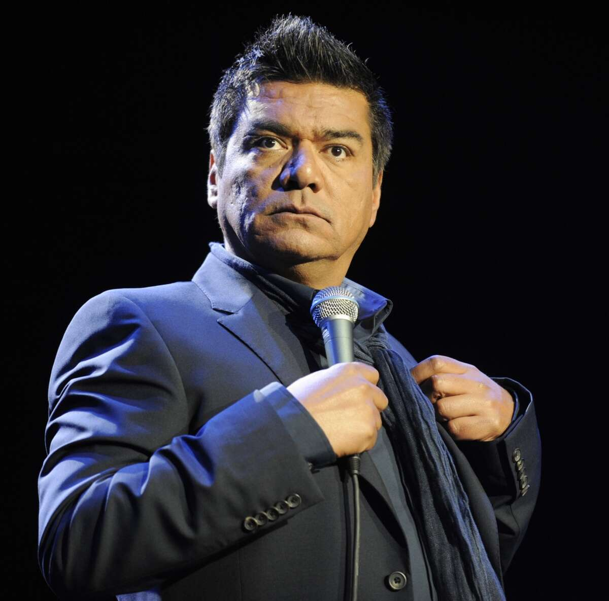 Or George Lopez? The royal family probably hopes not.