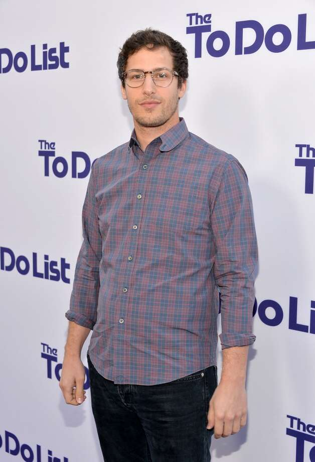 "Actor Andy Samberg attends the premiere of CBS Films' ""The To Do List"" on July 23, 2013 in Westwood, California.  (Photo by Alberto E. Rodriguez/Getty Images) Photo: Alberto E. Rodriguez, Getty Images"