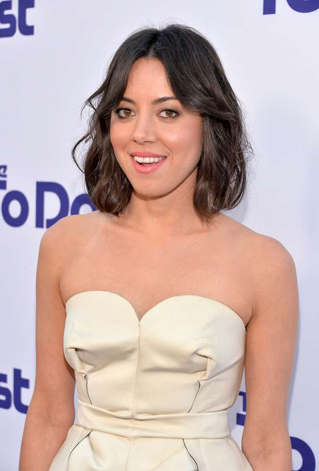 "Actress Aubrey Plaza attends the premiere of CBS Films' ""The To Do List"" on July 23, 2013 in Westwood, California.  (Photo by Alberto E. Rodriguez/Getty Images) Photo: Alberto E. Rodriguez, Getty Images"