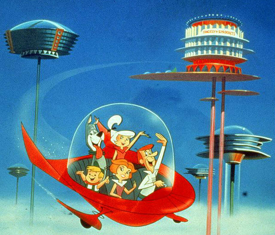 Price George could hardly be as forward-thinking as George Jetson Photo: Warner Bros. / Courtesy Of Getty Images