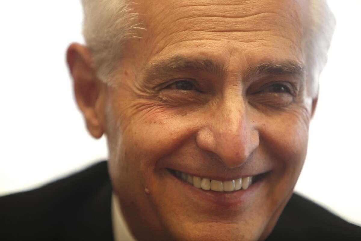 Robert Agrella, City College of San Francisco special trustee, is seen at City College of San Francisco on Wednesday, July 24, 2013 in San Francisco, Calif.