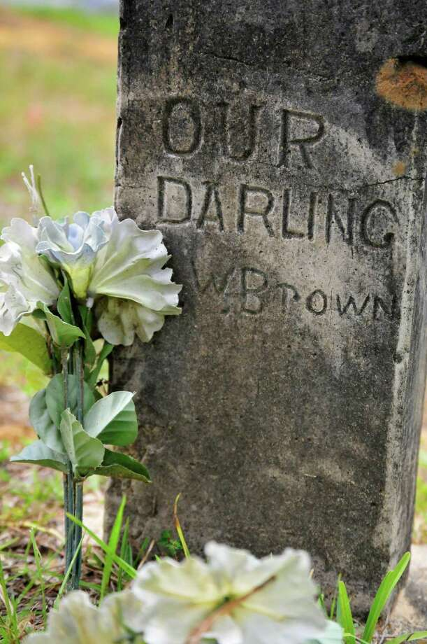 Located two miles west of Kountze near U.S. 326, Old Hardin Cemetery was donated to the public Nov. 17, 1904. The first burial was Jane Elizabeth Mitchell, daughter of Murphy and Elizabeth Taylor. She died on Sept. 17, 1872. Photo: Cassie Smith