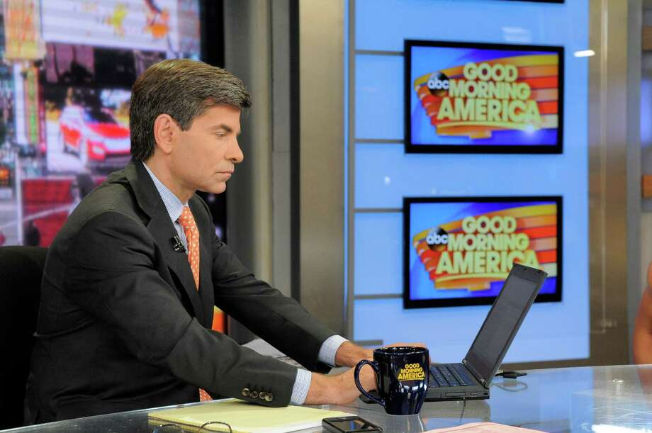Maybe the prince will like mornings as much as 'Good Morning America' host George Stephanopoulos. Photo: Lorenzo Bevilaqua, ABC Via Getty Images / © 2013 American Broadcasting Companies, Inc. All rights reserved.