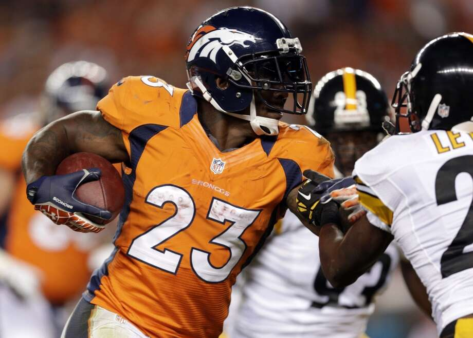 Willis McGahee  Running back  Previous team: Denver Broncos  Status: Unrestricted Photo: Joe Mahoney, Associated Press