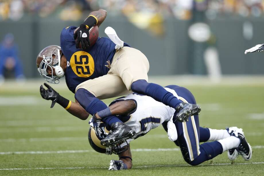 Quintin Mikell  Free safety  Previous team: St. Louis Rams  Status: Unrestricted Photo: Joe Robbins, Getty Images