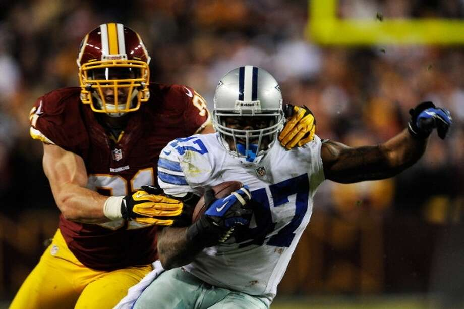 Lawrence Vickers  Fullback  Former team: Dallas Cowboys  Status: Unrestricted Photo: Patrick McDermott, Getty Images