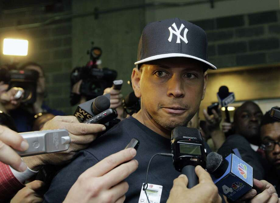 Injuries have shelved Alex Rodriguez for most of the season. He says he's ready to return. The Yankees believe otherwise. Photo: Kathy Willens / Associated Press