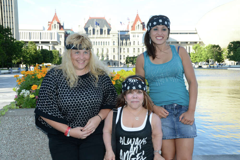 Were you seen at the Summer at the Plaza concert with Bret Michaels- Empire State Plaza in Albany Wed. July 24, 2013 Photo: Photos: NYSOGS Michael Joyce