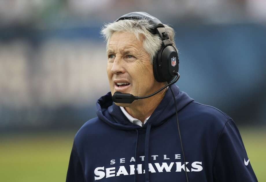 Pete CarrollCal and Stanford fans hated him when he was the coach at USC. Now, 49ers fans hate him in his new gig in Seattle. Even though he's a local boy, it's hard to find any love for him in Northern California. What's your deal, Pete Carroll? Photo: Charles Rex Arbogast, Associated Press
