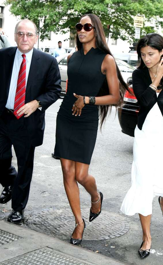 Naomi Campbell Photo: James Devaney, WireImage